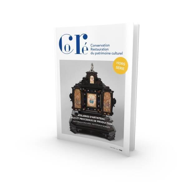 Couverture du numéro hors-série de la revue Coré (SFIIC), juillet 2020