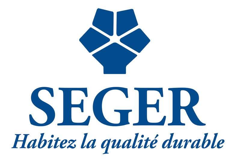 logo Seger - Habitez la qualité durable