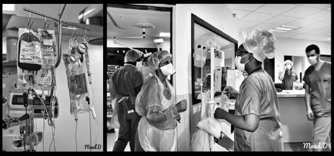 Appel à candidatures artistiques œuvre mémorielle Centre Hospitalier de Saint-Denis