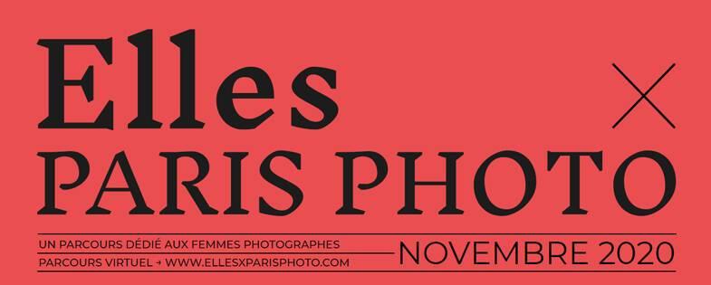 Elles X Paris Photo novembre 2020