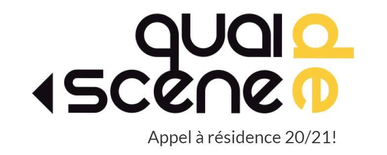 Appel à résidence Quai de Scène 2020-2021
