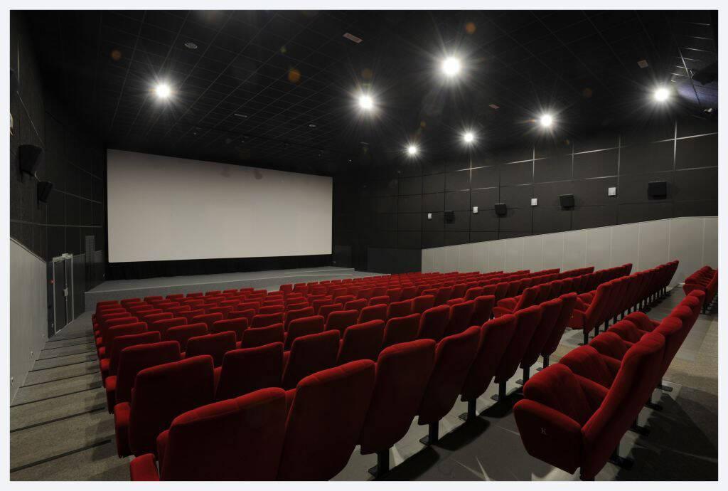 Salle de cinéma à Saint-Vallier