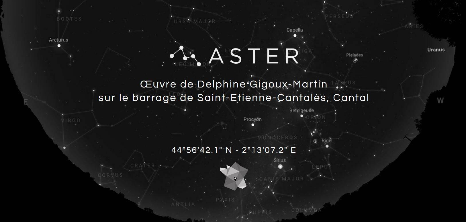 15 - Saint Etienne Cantalès site ASTER
