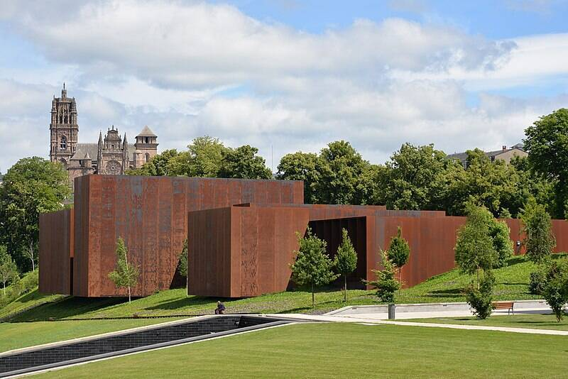 Rodez, musée Soulages / Calips Source : Wikimedia Commons