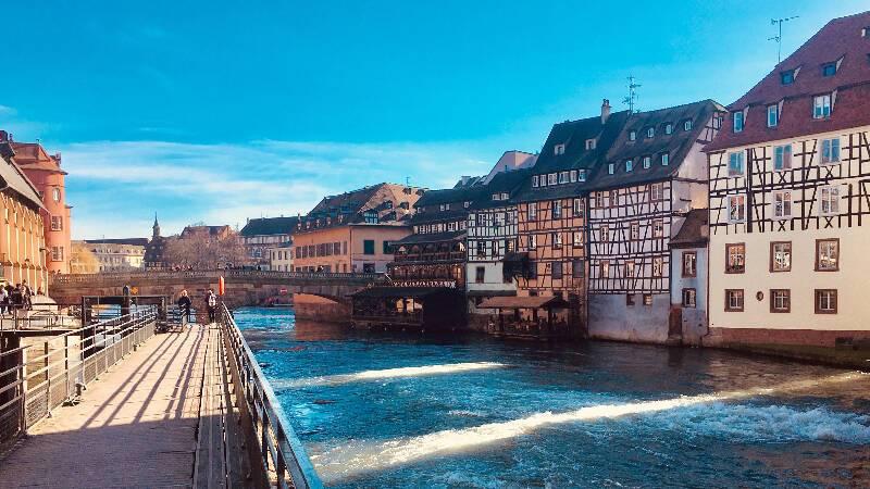 "Strasbourg ""Petite France"""