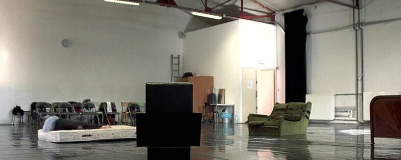 Accueil-studio Pôle chorégraphique Mosson / Montpellier_2021
