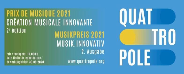 QuatroPole - Prix de musique 2021