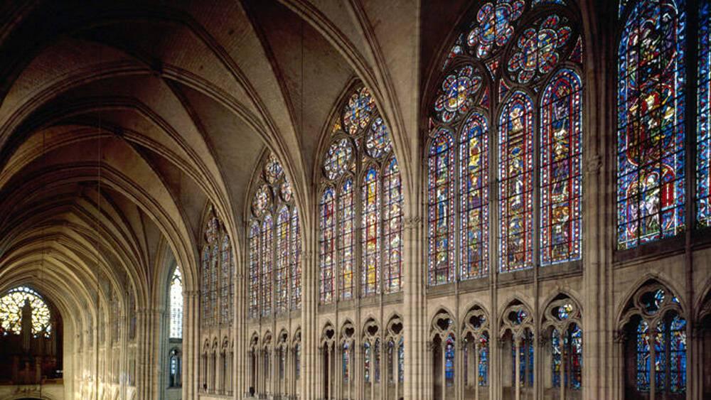 Cathédrale de Troyes - Vitraux