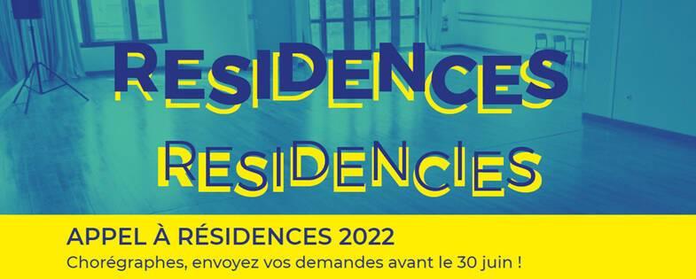 La Place de la Danse - Appel à Résidences 2022