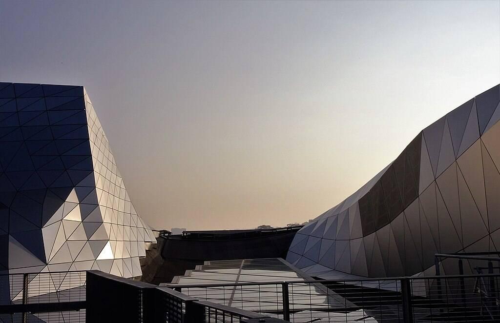 Lyon, Musée des Confluences / Celeda, Source : Wikimedia Commons