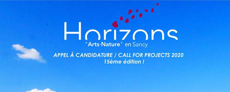 Appel à candidature Horizons « Arts-Nature » 2021