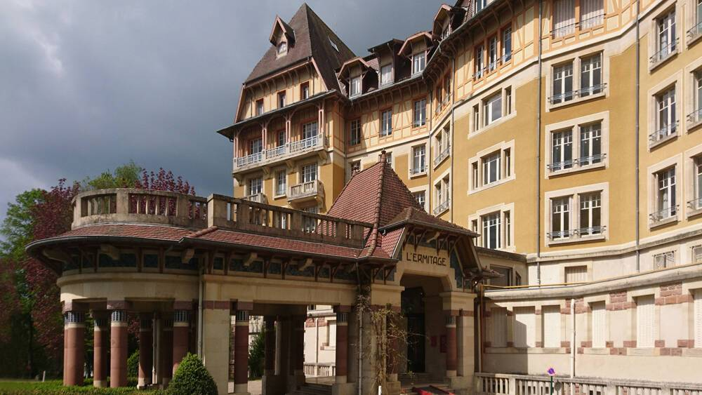 Grand Hôtel de l'Ermitage à Vittel