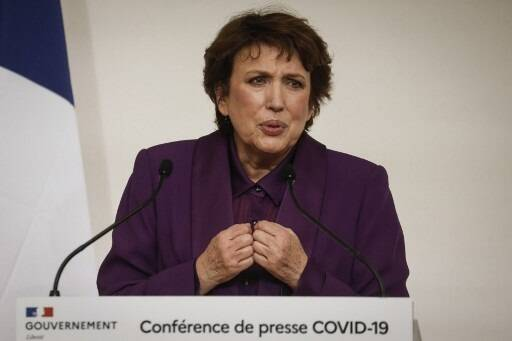 Bachelot - conférence presse couvre feu