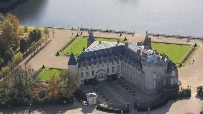 Le château de Rambouillet rouvre ses portes après restauration