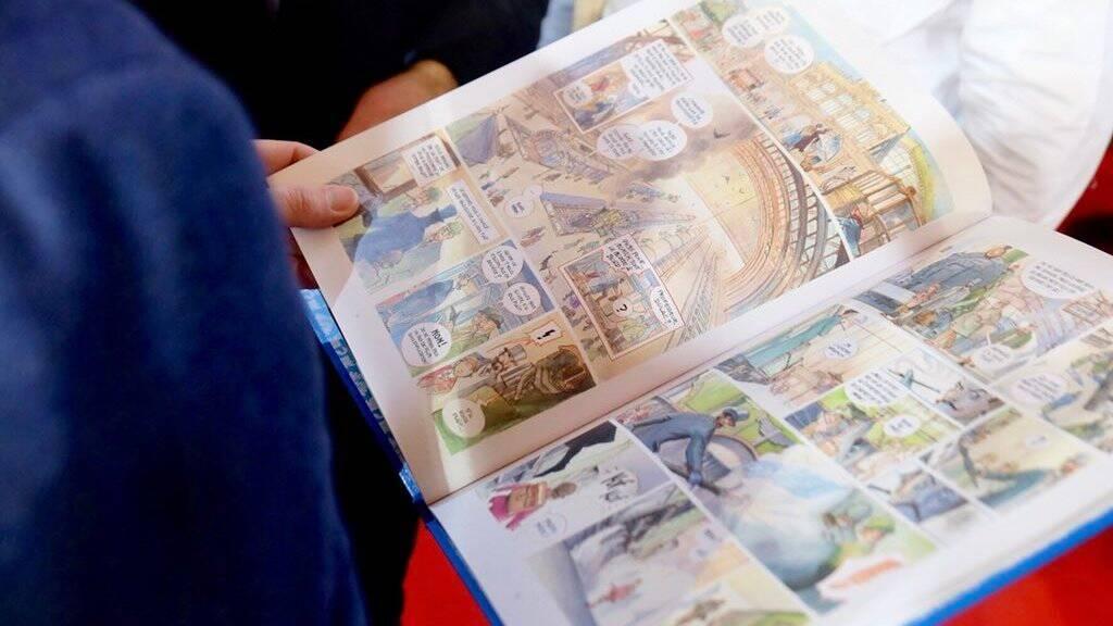 La bande dessinée, nouvelle frontière artistique et culturelle - Ministère de la Culture