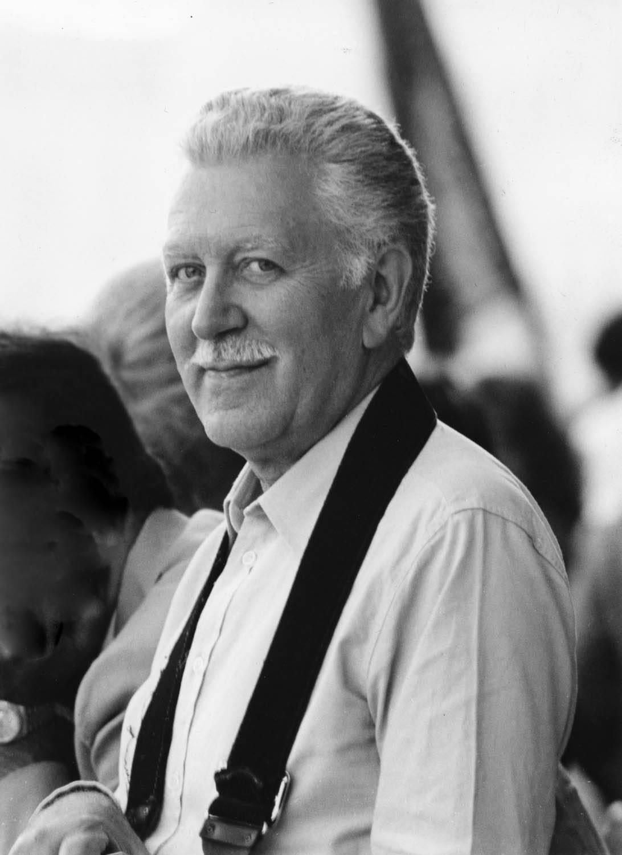 André Chastel, Venise, 1978