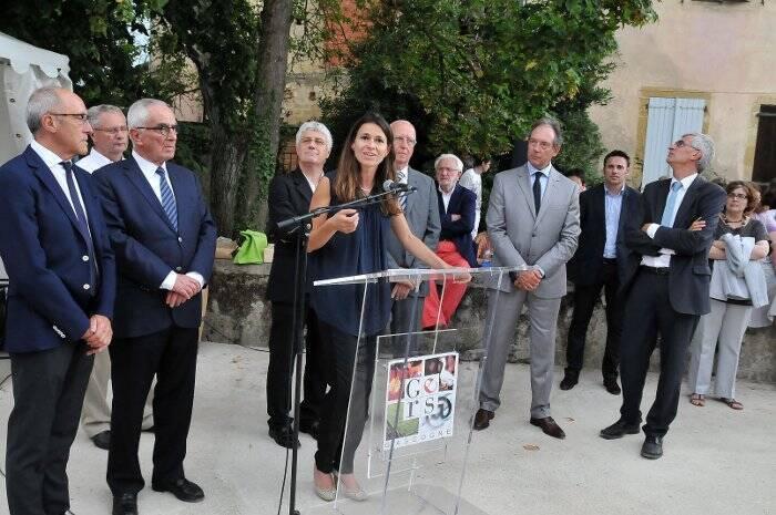 """Inauguration du Festival """"Jazz in Marciac"""""""