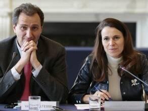 Vincent Feltesse et Aurélie Filippetti