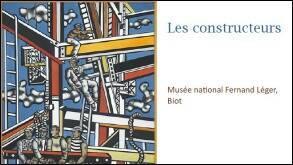 Fernand Léger: Les constructeurs (état définitifs)