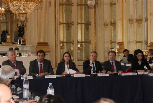 Comité d'orientation de la concertation en architecture