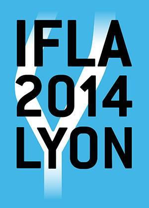 IFLA-WLIC Lyon 2014 - logo