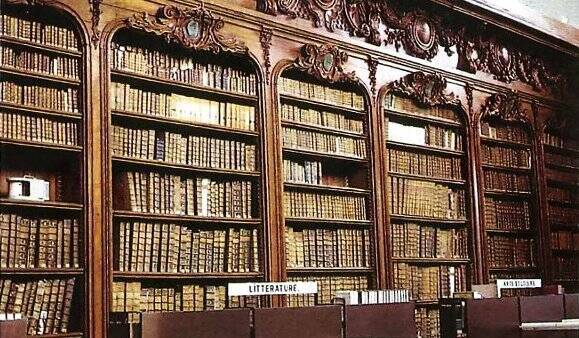 Bibliothèque municipale d'Alençon