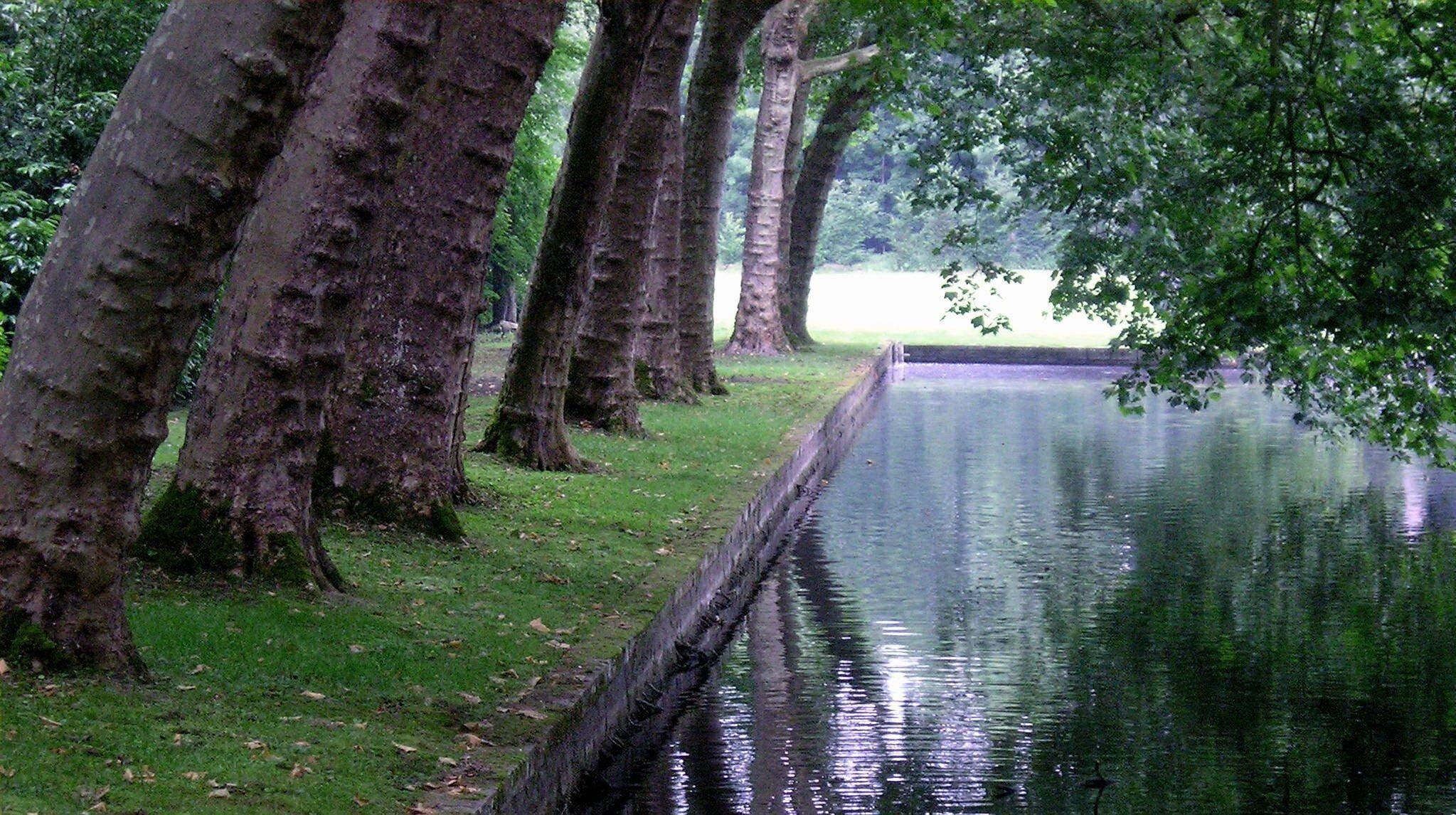 Parc du château de Courances (91) © Jean-Michel Sainsard