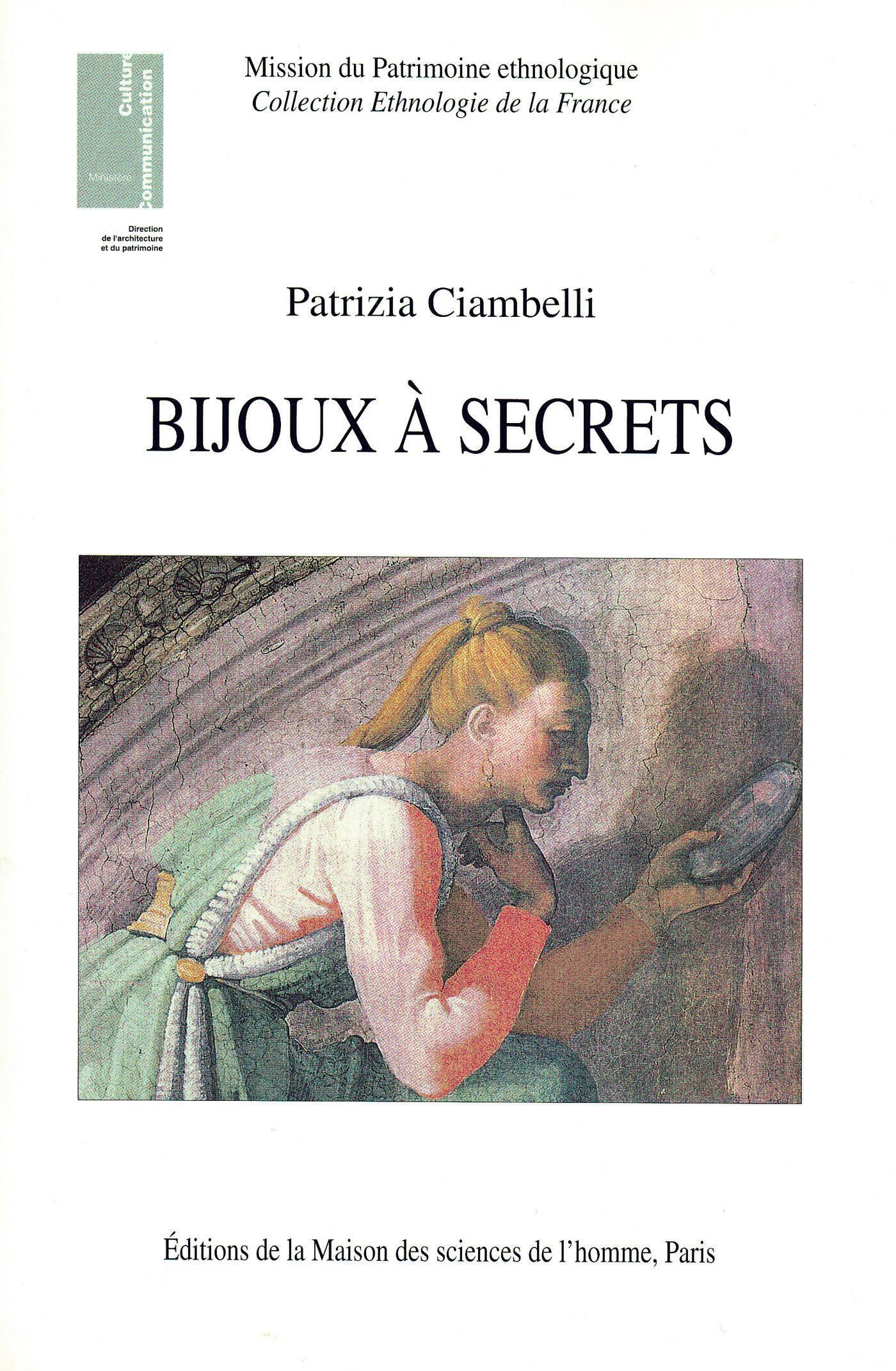 couv Bijoux à secrets