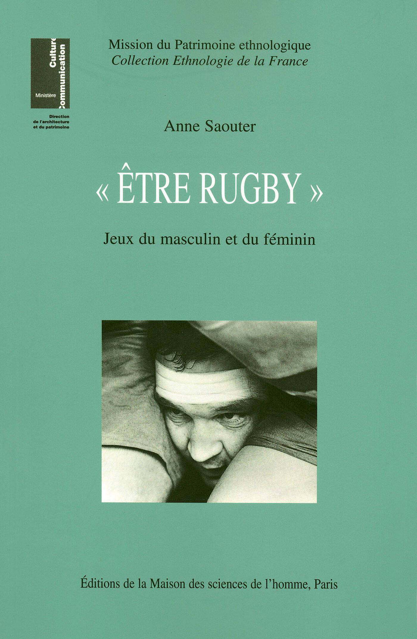 couv Etre rugby