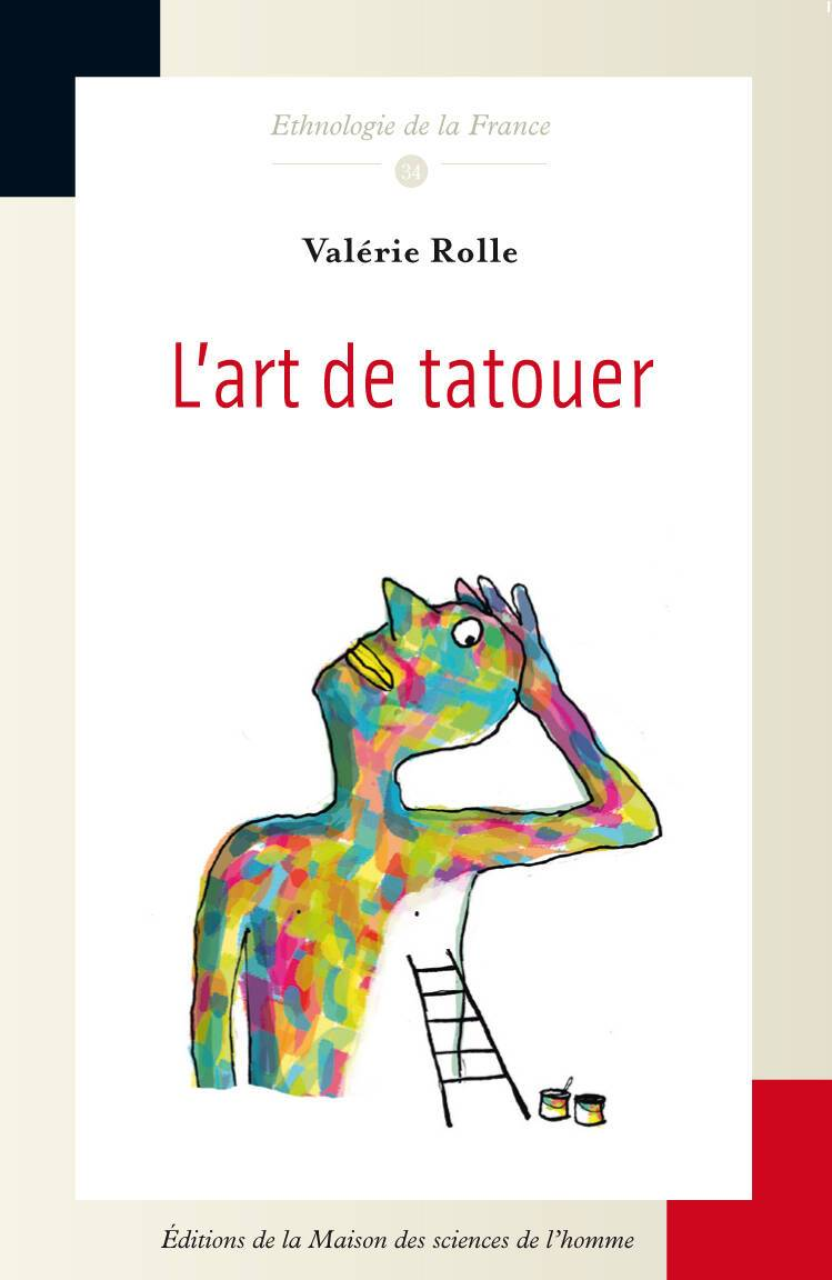 couv L'art de tatouer