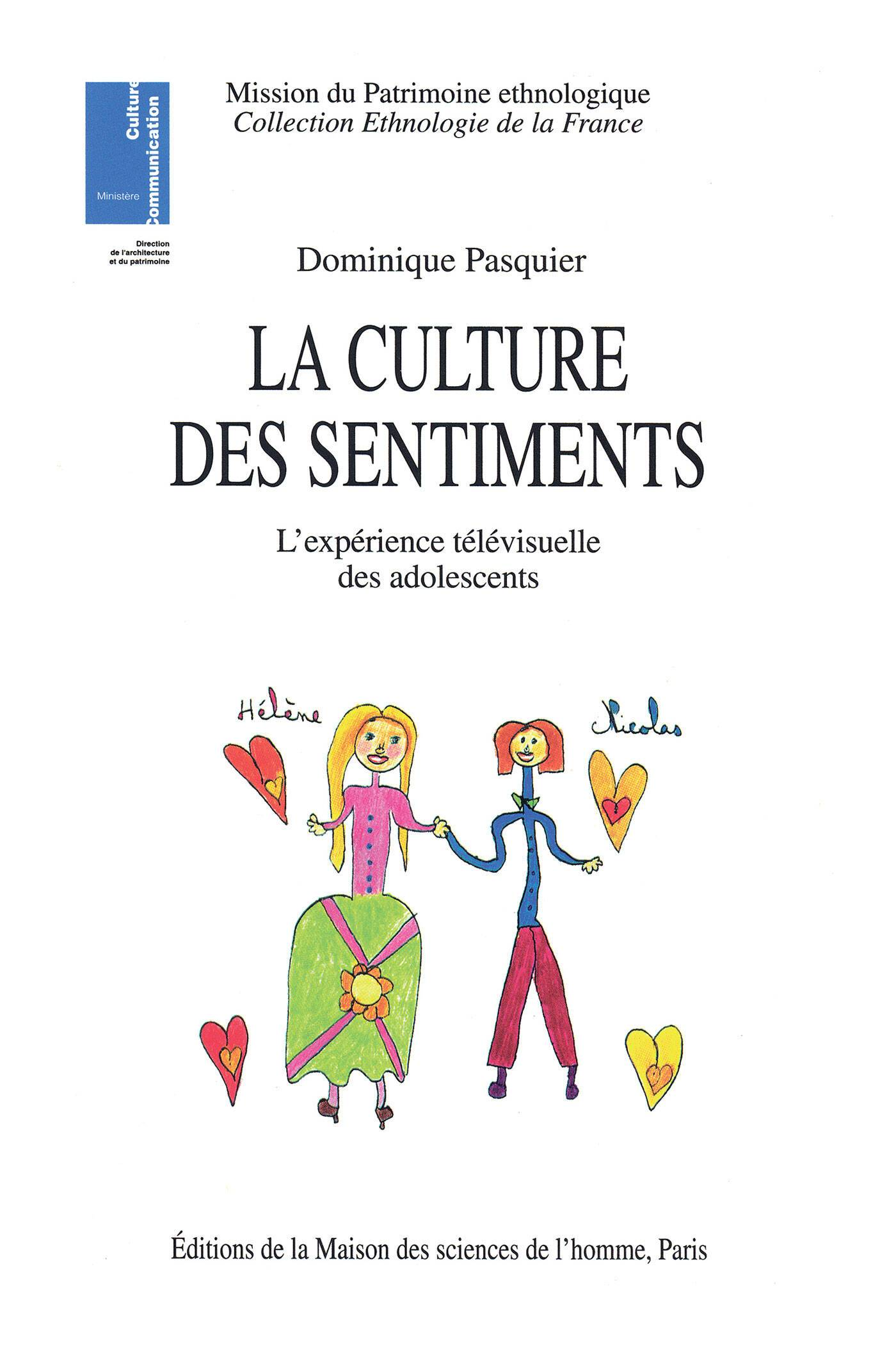 couv La culture des sentiments