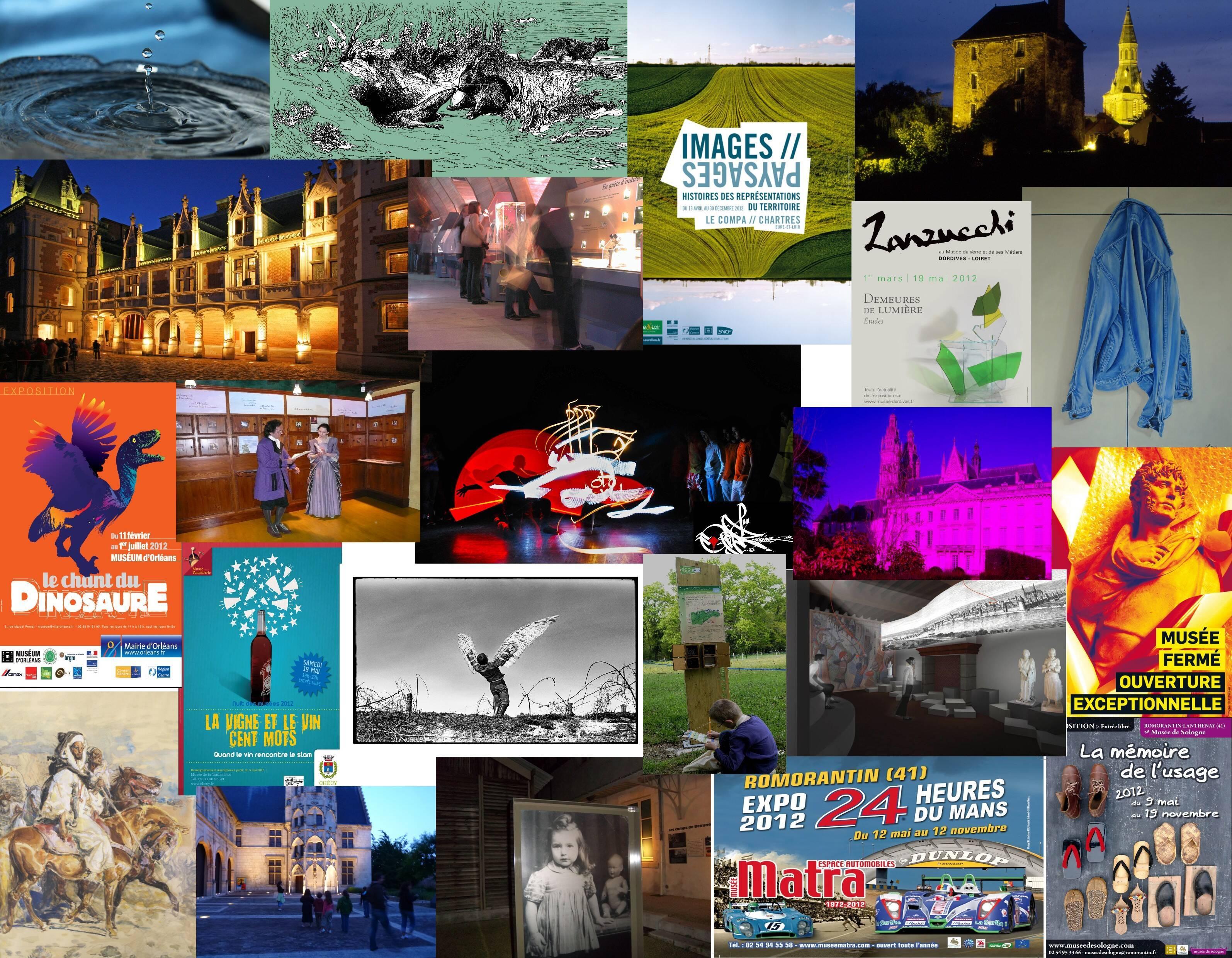 Nuit des Musées regional 2012