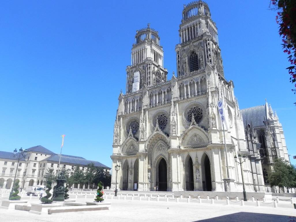 cathedrale orleans