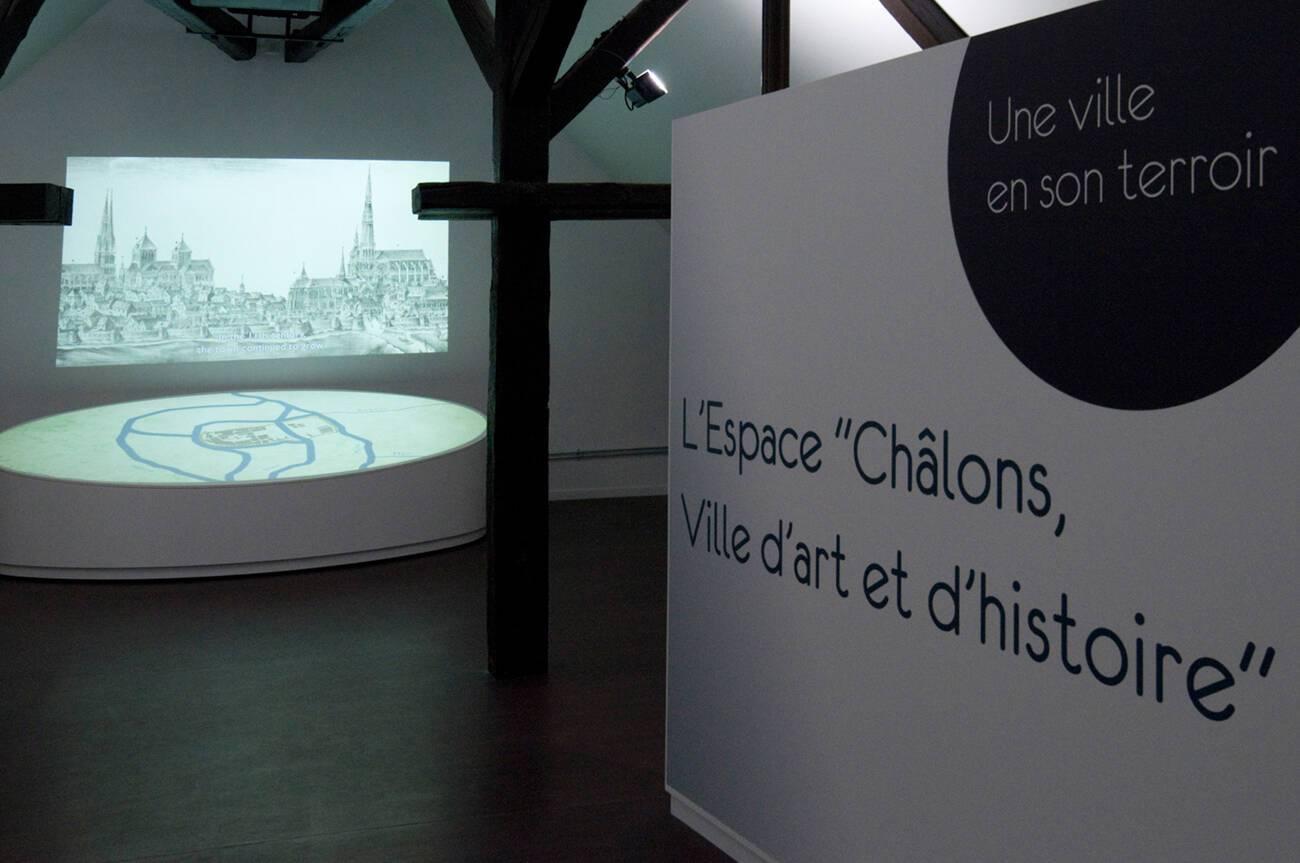 Mobilier De France Chalons En Champagne châlons-en-champagne « ville d'art et d'histoire » ouvre un