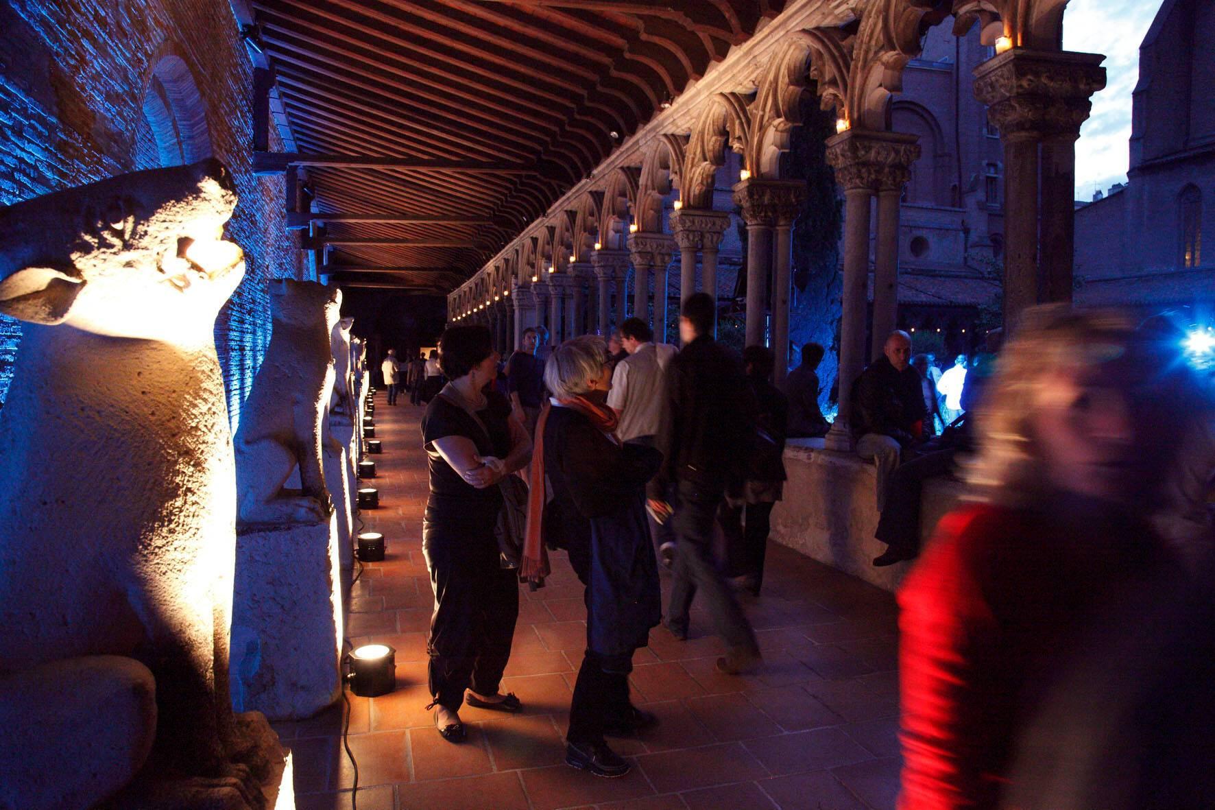 Nuit des musées 2011 au musée des Augustins de Toulouse