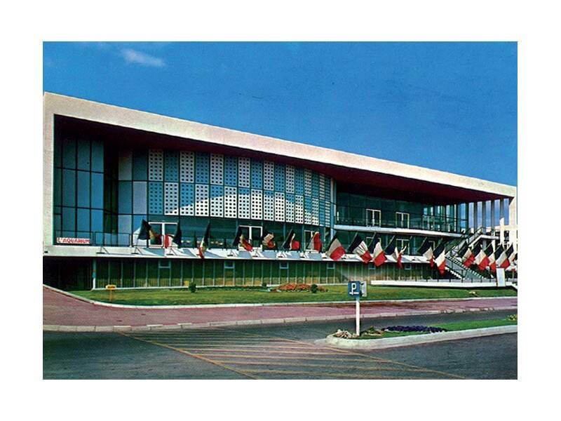 Royan_Palais des congrés