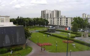 Cité de la Muette à Drancy