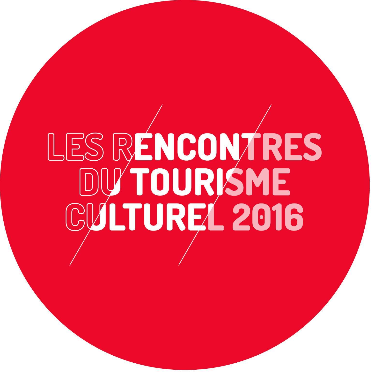 Visuel des Rencontres du Tourisme Culturel