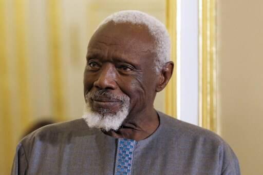 Portrait d'Ousmane Sow