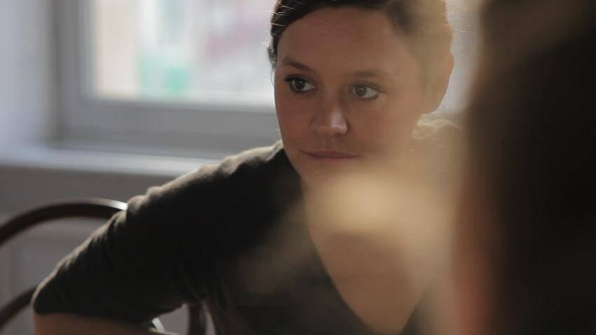 Nathalie Garraud, co-directrice du Centre dramatique national de Montpellier