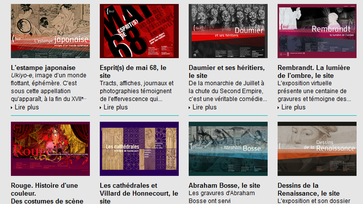 Classes site de la BNF