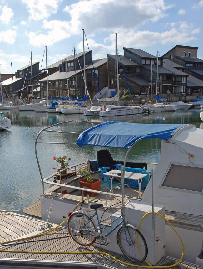 Les Marinas de Deauville