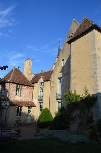 Photographie de l'UDAP de l'Orne (Logis Saint-Léonard)