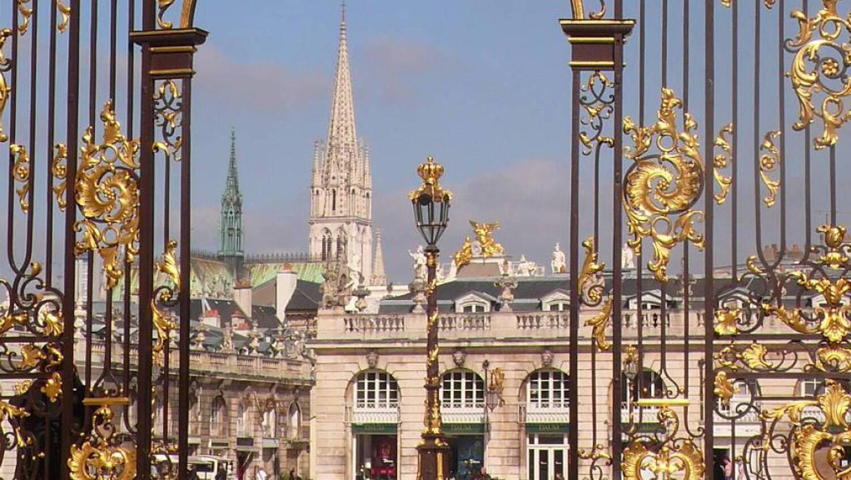 Place Stanislas à Nancy - Meurthe-et-Moselle
