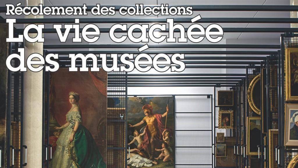 Vie cachée des musées
