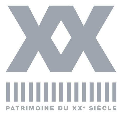 Logo Patrimoine XXe