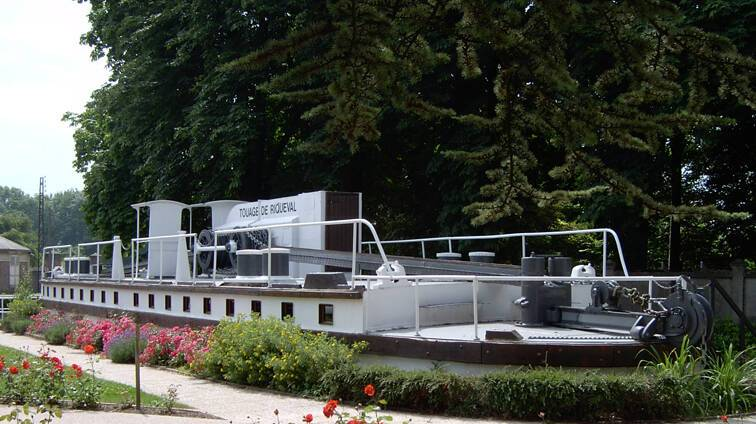 Musée du touage de Bellicourt (Aisne)