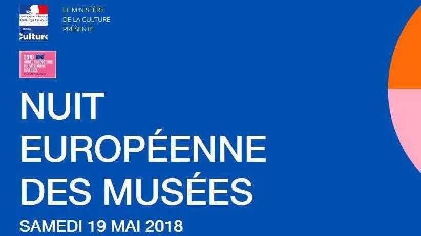 Visuel Nuit des musées