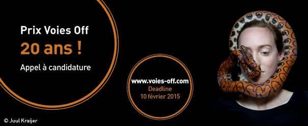 Hemeria et les Voix Off des Rencontres d'Arles, juillet 2019.