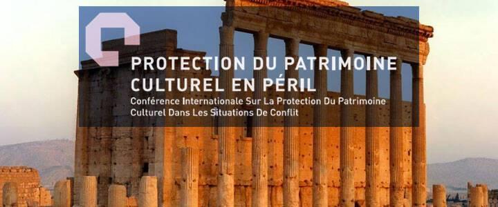 Conférence internationale sur la protection du patrimoine en péril, Abou Dabi, 2-3 décembre 2016